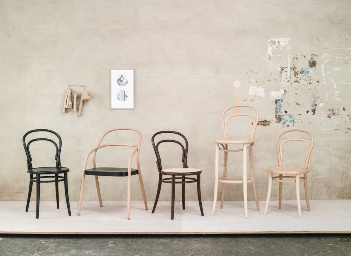 Kultovní židle TON