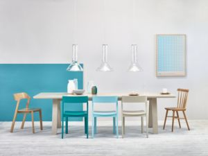 Krásný a čistý design nábytku TON